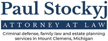 Paul Stockyj, Attorney at Law logo
